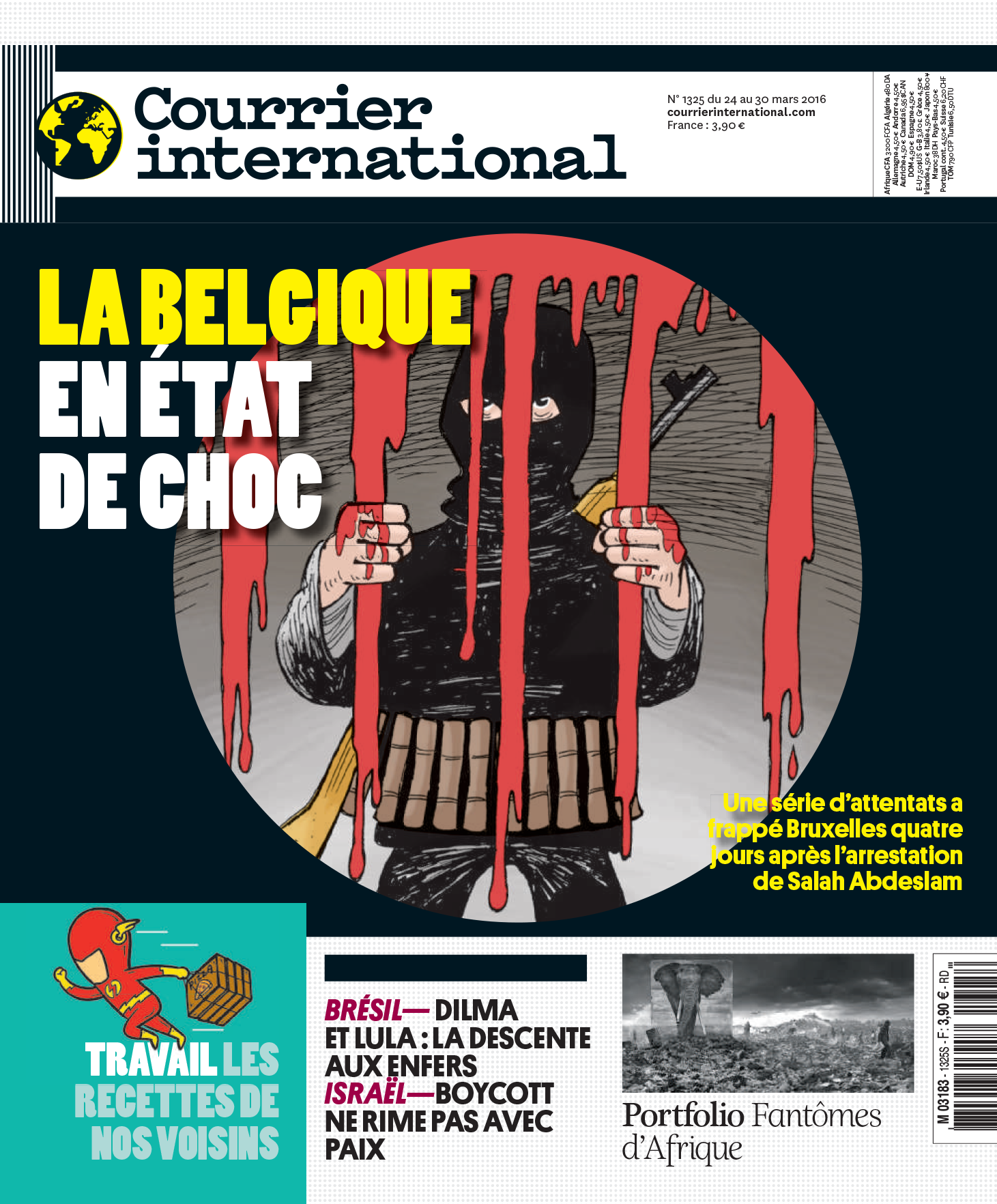 chowhonlam_Courrier International, PARIS – Art of Chow Hon Lam